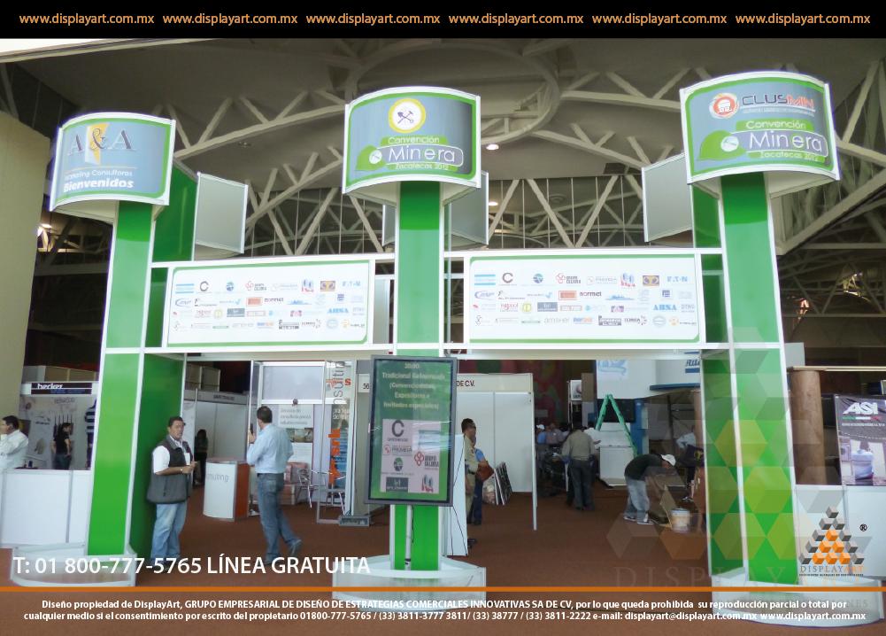 Stands Para Expo En Guadalajara : Ingresos para expo displayart