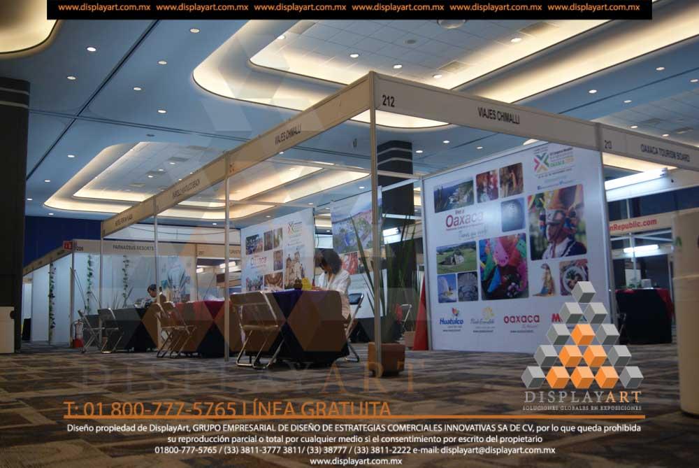 Stands Para Expo En Guadalajara : Montaje institucional básico displayart