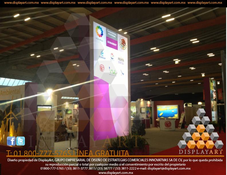 Stands Para Expo En Guadalajara : Pabellones displayart