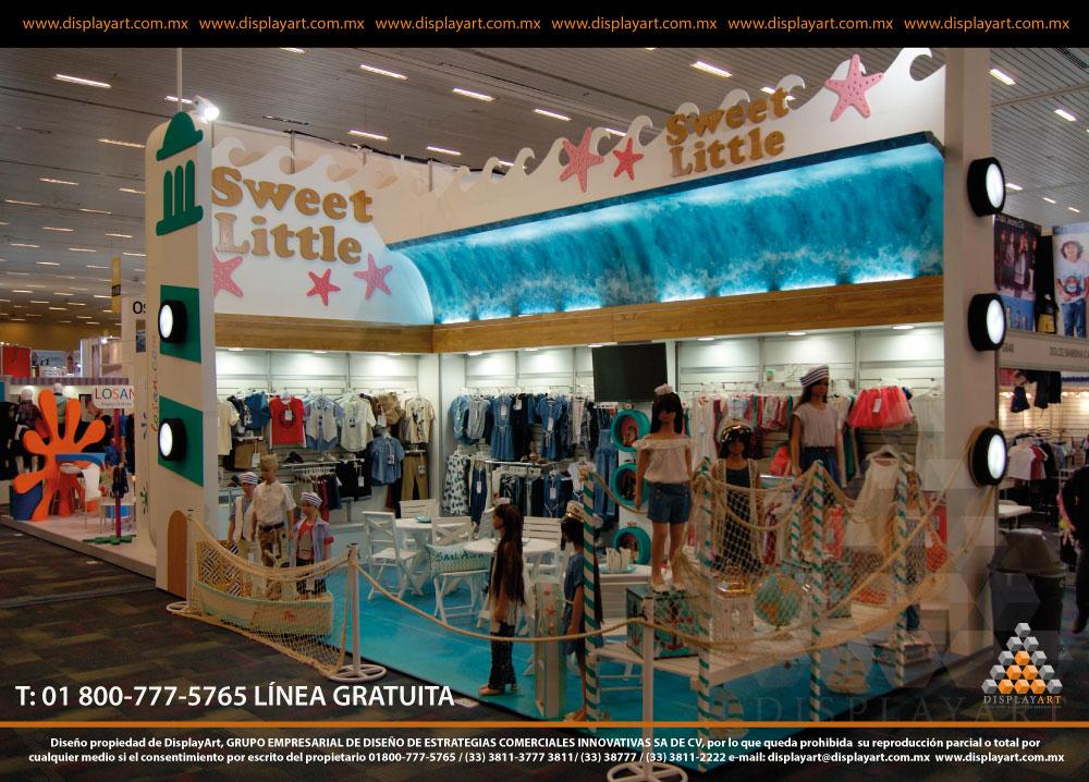 Stands Para Expo En Guadalajara : Stand temático displayart