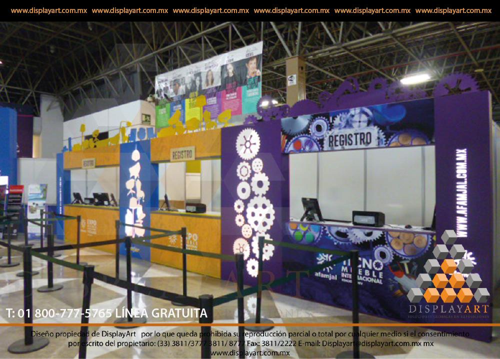 Stands Para Expo En Guadalajara : Registros para expos displayart