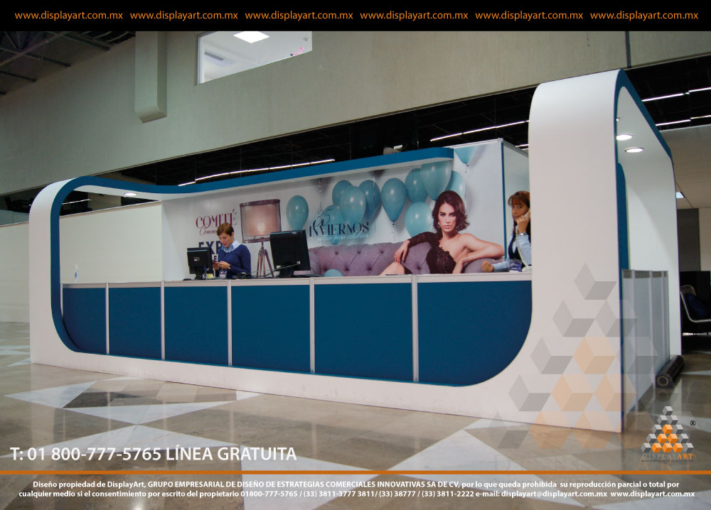Stands Para Expo Df : Registros para expos displayart