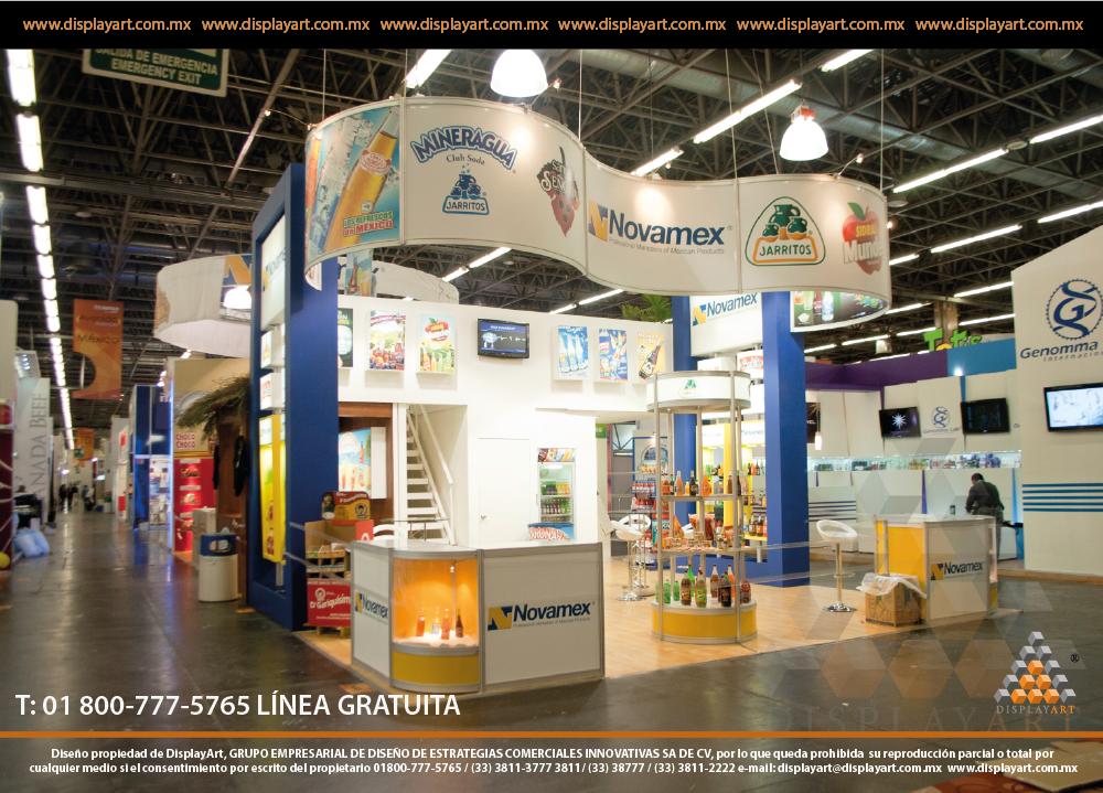 Stands Para Expo En Guadalajara : Stand híbrido displayart